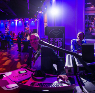 Radio maken met New Business Radio / Mediapark Jaarcongres